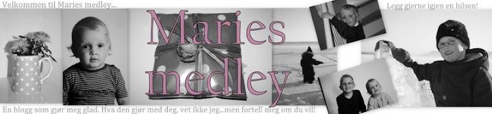 Maries medley