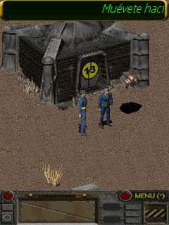 FREE Download Mobile Java Games: Fallout Mobile 3D Java Game