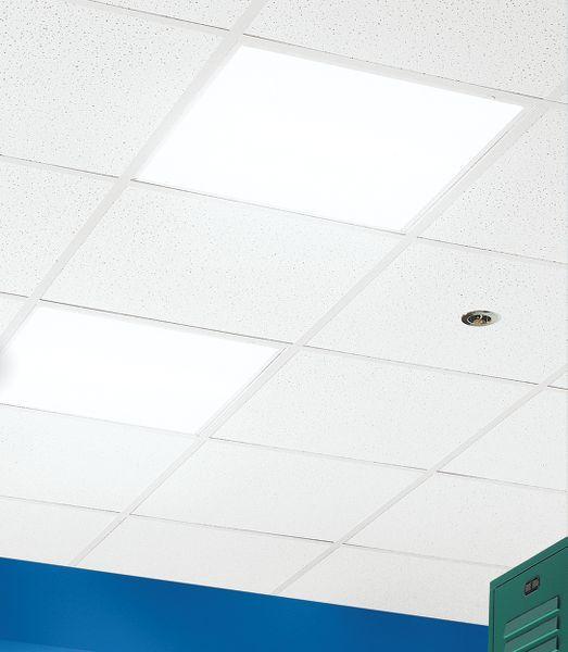 Ceiling tile comparison chart