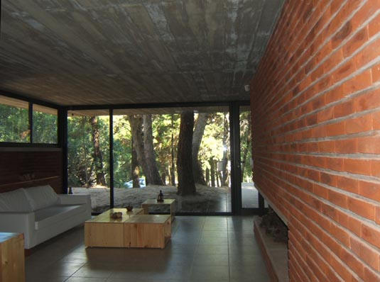 Casa-de-Ladrillos, BAK-Arquitectos, arquitectura, casas