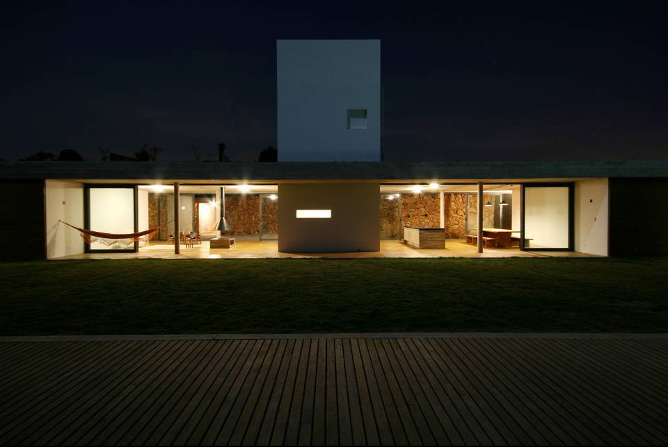 Casa-en-Joanopolis, Una-Arquitetos, ARQUITECTURA, CASAS, DISEÑO, INTERIORES