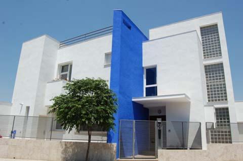 Blue House - MMAS Arquitectura