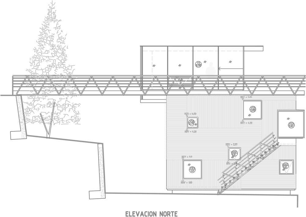 Refugio Los Canteros, dRN-Arquitectos, ARQUITECTURA, CASAS, DISEÑO