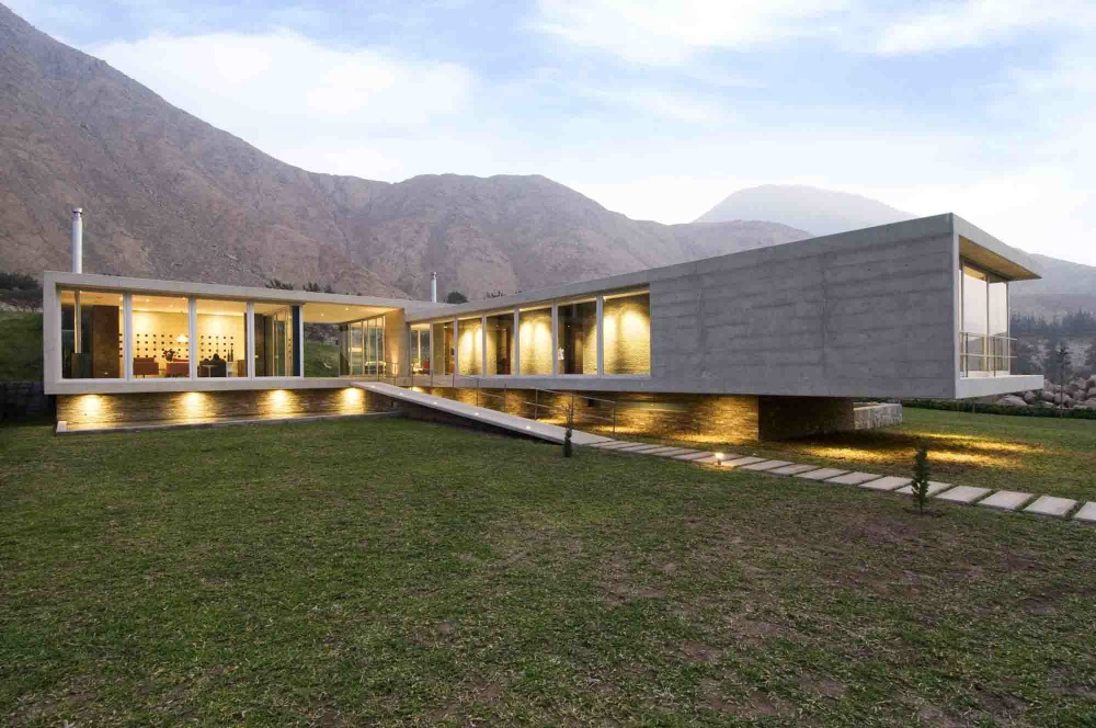 House-on-The-Andes, Juan-Carlos-Doblado, Architecture, Design, House