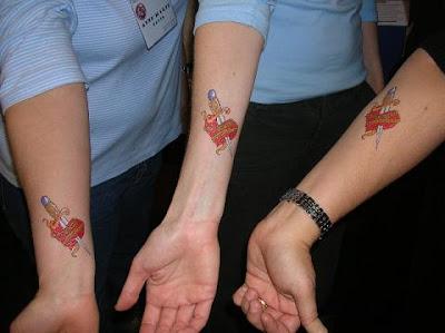 Small Tattoos Design. Friday, March 26, 2010. hand tattoos