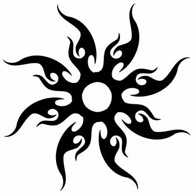 Sun Tattoos Designs Sun Tattoos Designs
