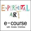 Amelia Critchlow's Online Experimental Art Course