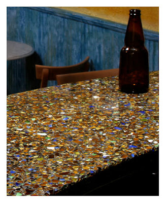 All Of The Glass Used In Vetrazzo Is Recycled And It Makes Up About 85% Of  The Material. Check Out The Fabulous Color Selection Here And The Nifty  Little ...