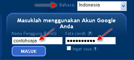 membuat Blog di Blogspot