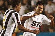 Santos X Atletico Mireiro