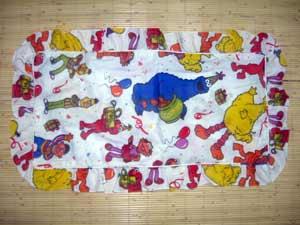 Bantal Imut Souvenir Cantik