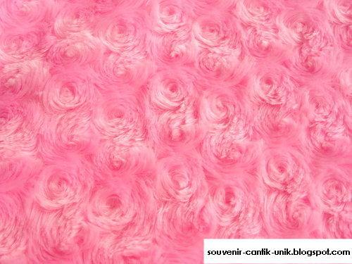 Rasfur Mawar Souvenir Cantik