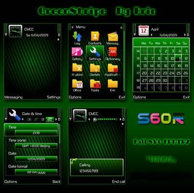GreenStripe SS