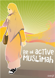 Be an active Muslimah