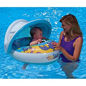 Research For An Infant Pool Float