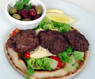Middle Eastern Chicken Burgers Recipes — Dishmaps
