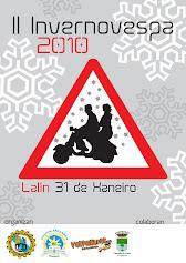 2º Invernovespa - Lalín (Pontevedra)