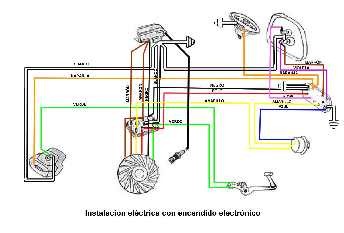 Instalacion electrica exterior dise os arquitect nicos - Instalacion electrica vista ...