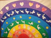 LA PAZ ES. (Alumnado de 5 años). Los alumnos y alumnas de cinco año han . paz