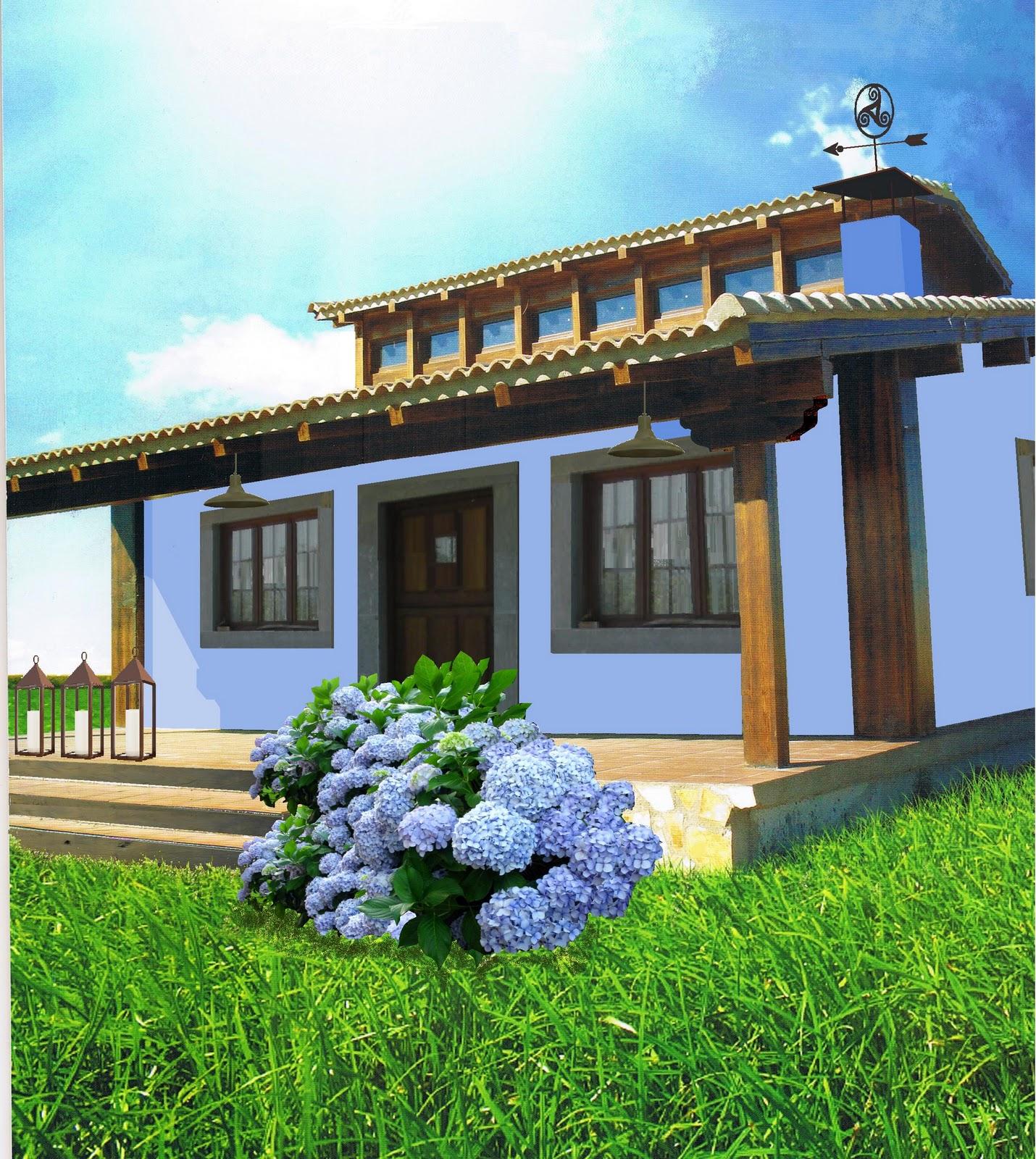 Casas prefabricadas decoradas for Casas prefabricadas asturias
