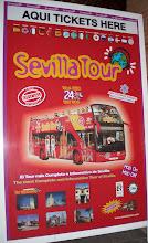 venta de ticket de los 2  tours oficiales de Sevilla