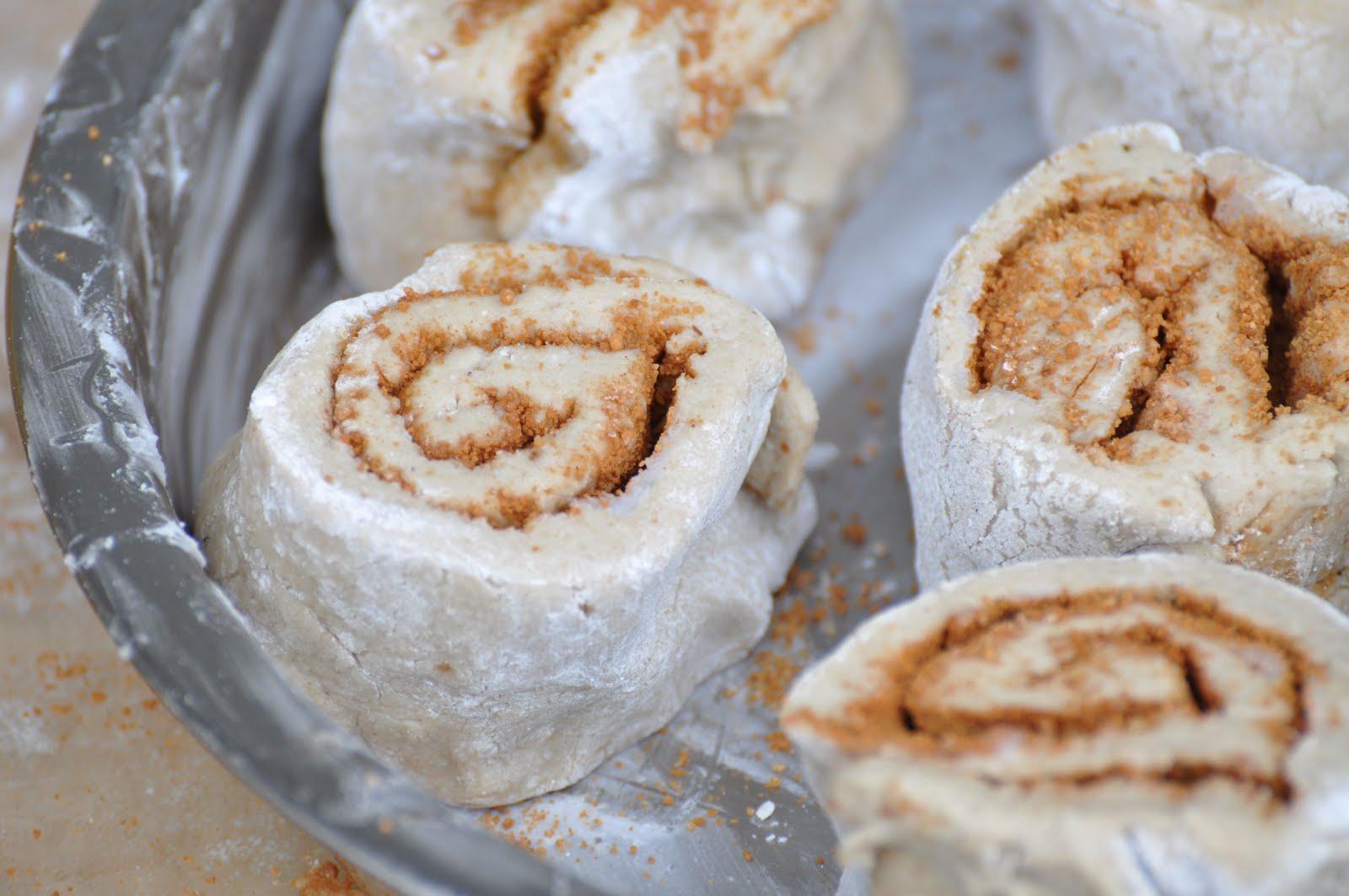 ... Meals: Buckwheat Cinnamon Rolls (Gluten-free, Vegan, Yeast-Free