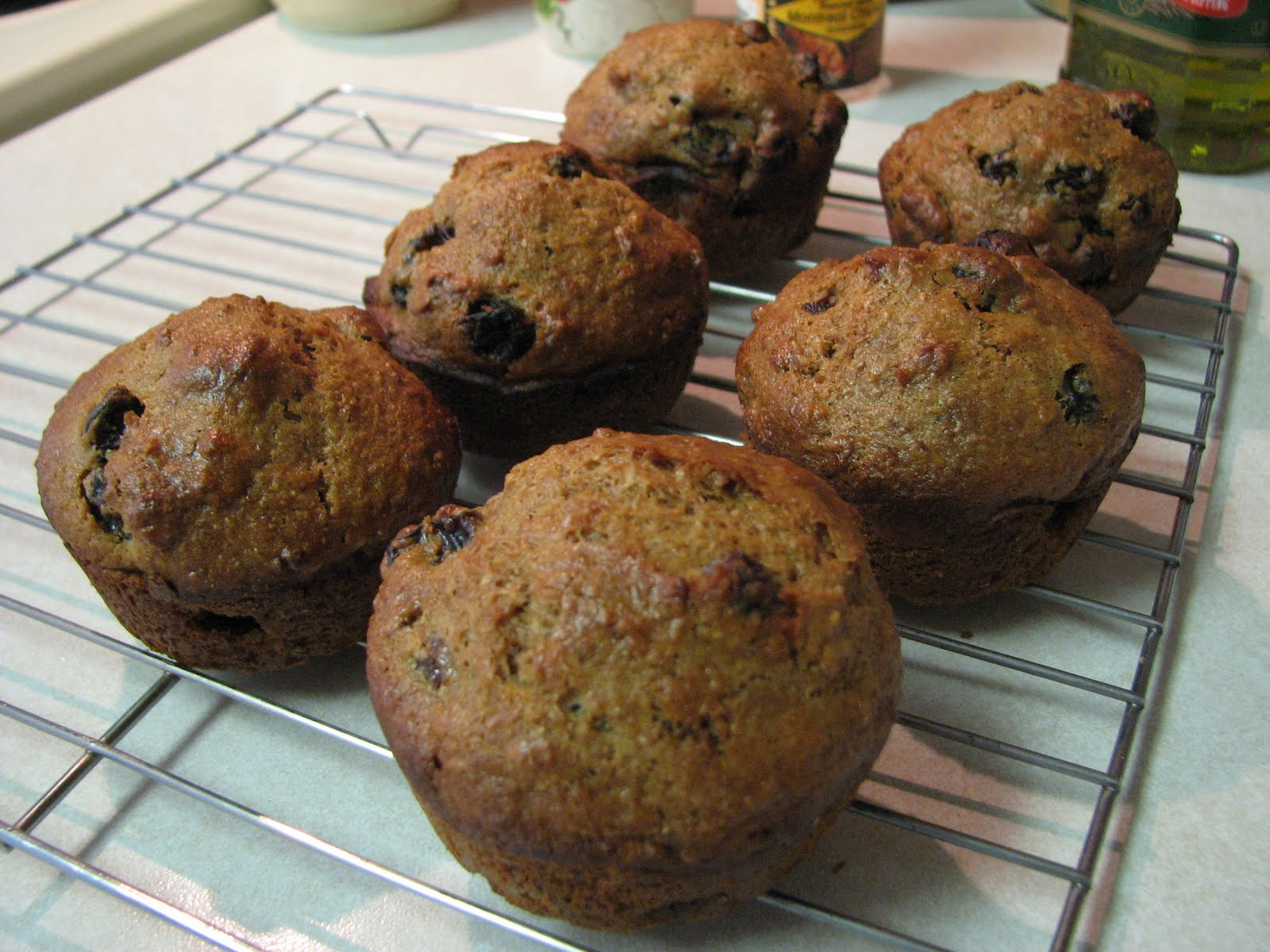 bcmom's kitchen: Sun-Maid Raisin Bran Muffins