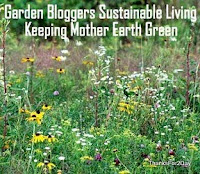 Garden Bloggers Sustainable Living project