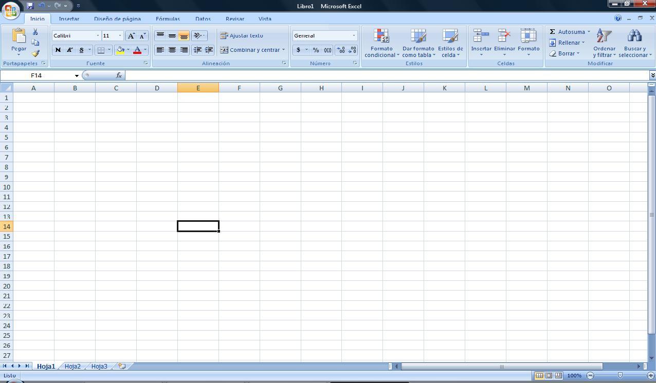 Crear Plano Cartesiano en Microsoft Excel
