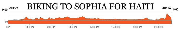 Biking To Sophia For Haiti