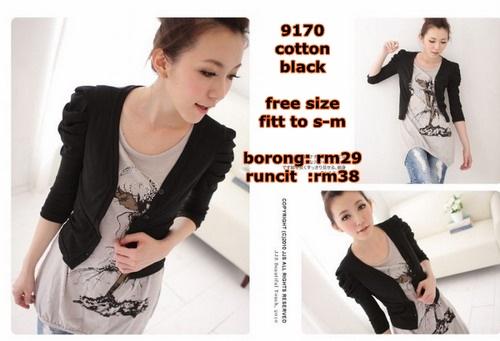 9170-BLACK