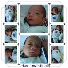 Irfan 1month