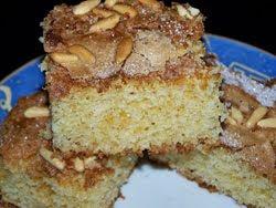 torta dulce de leche