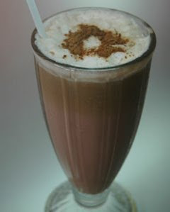 Receta de sorbete de cafe