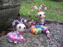 Strange garden bugs
