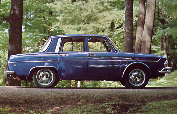 Old Cars Canada 1966 Renault 10 Major