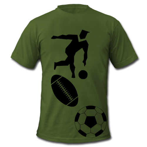 T shirt designs sports designs for Athletic t shirt design ideas