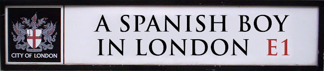a spanish boy in London