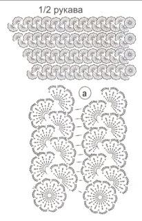 Схема вязания 6а