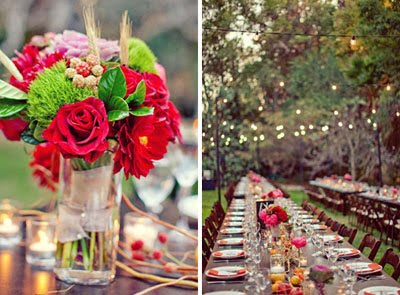 Home Wedding Reception Ideas