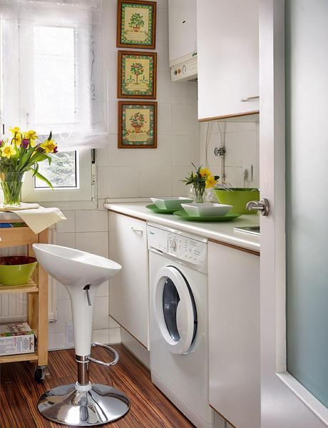 Blog achados de decora o um mimo apartamento 50m for Apartamentos pequenos bien decorados