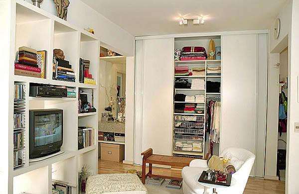 decoracao de apartamentos pequenos para homens : decoracao de apartamentos pequenos para homens:de Decoração – blog de decoração e bem viver: APARTAMENTO PEQUENO