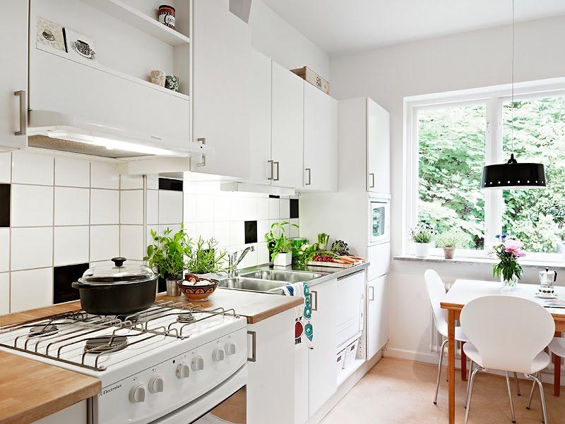 decoracao cozinha kitnet : decoracao cozinha kitnet:Another Image For Decoração em conjugados casas e apartamentos