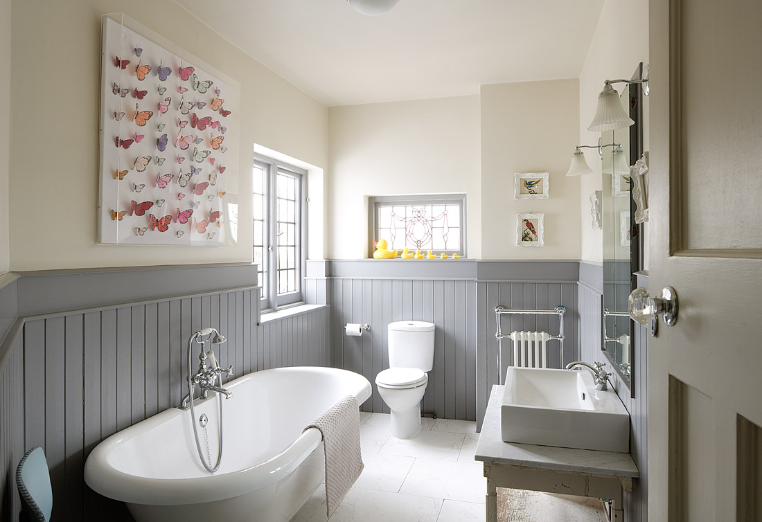 Blog Achados de Decoração  Decoração de Banheiros que são verdadeiros Spas -> Decoracao Banheiro Spa