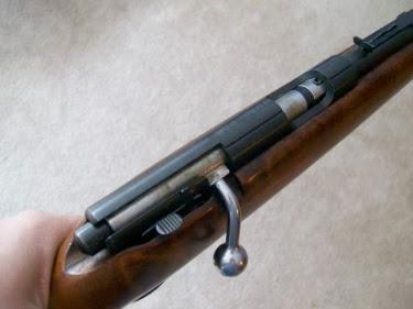 Collection of variety guns j c higgins model 103 bolt action 22