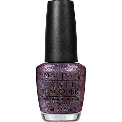 Alice in Wonderland OPI Mad as a hatter