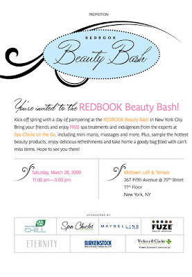 redbook beauty bash
