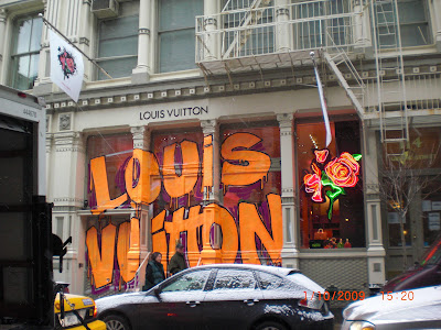 louis vuitton soho new york city