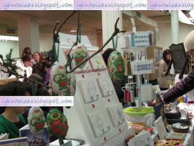 bust holiday craftacular in new york city