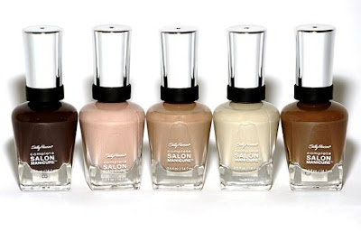 sally hansen tracy reese